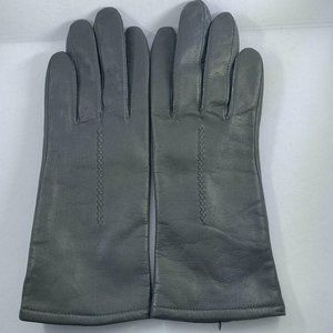 Vintage Fownes Leather Driving Gloves Womens 7 Gra